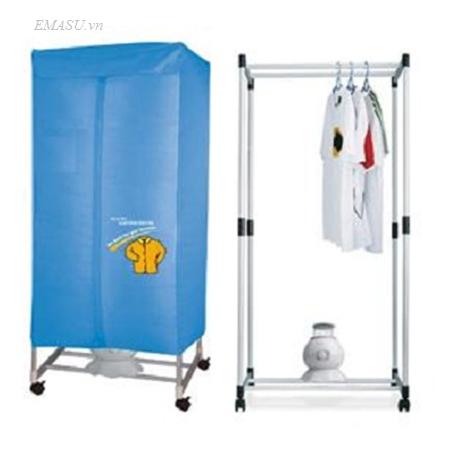 Nơi bán máy sấy quần áo Luckystar Happy Sun H801F (H-801F) giá rẻ cực khủng