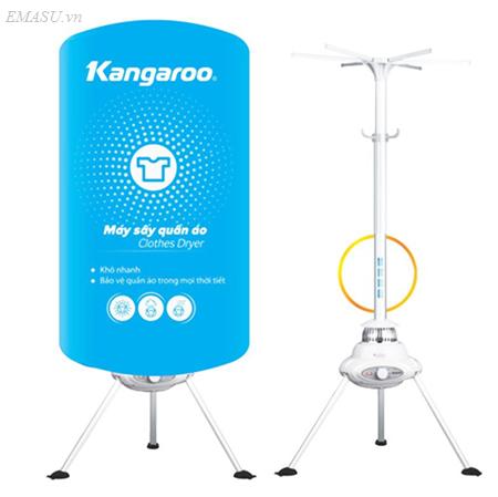 Nơi bán máy sấy quần áo Kangaroo KG306S (KG-306S) giá rẻ nhất hà Thành