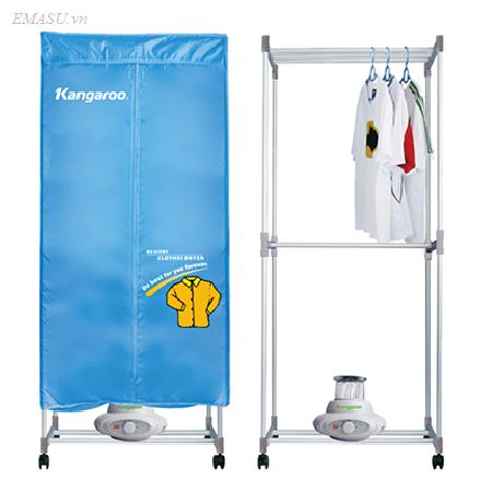 Nơi bán máy sấy quần áo kangaroo KG332 (KG-332) 4 kg 1000w giá xả kho cho mọi nhà