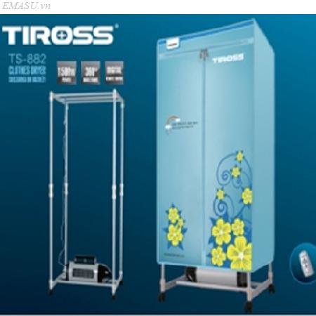 Nhà cung cấp tủ sấy quần áo Tiross giá rẻ, uy tín, chất lượng nhất cho mọi đại lý, khách lẻ