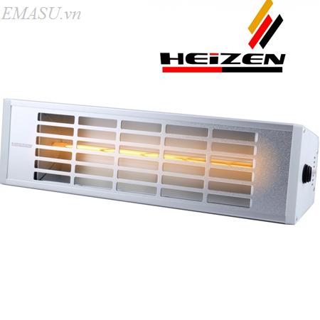 Nơi bán Sản phẩm đèn sưởi chíãng CHLB Đức Heizen HE-3BR - 3 bóng hồng ngoại sử dụng điều khiển từ x
